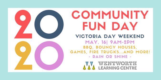 Copy of Copy of Copy of Community Fun Day